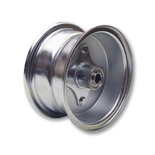 "6"" Steel Wheel with Centered Hub, 5/8"" Bearings"