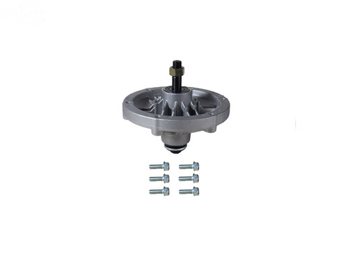 SPINDLE ASSEMBLY FOR TORO Replaces EXMARK: 109-6394, 109-8744, 116-3497, 116-5138, 116-5712, 121-5681 TORO: 109-6394, 10