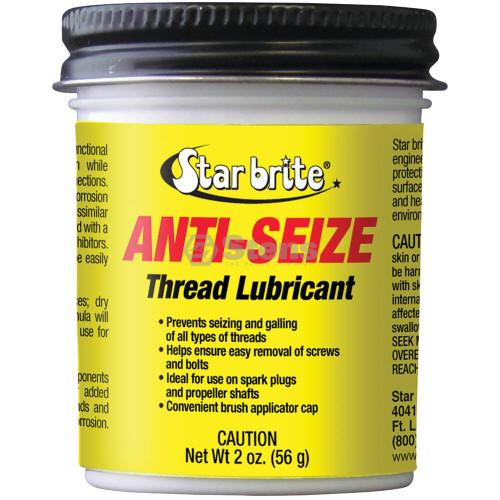 Star brite Anti-Seize Thread Lubricant 2 oz. can