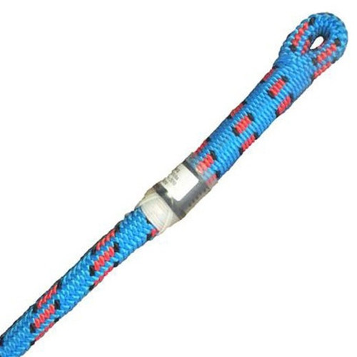 YALE BLUE MOON 11.7MM CLIMBING ROPE 150' WITH A SPLICE