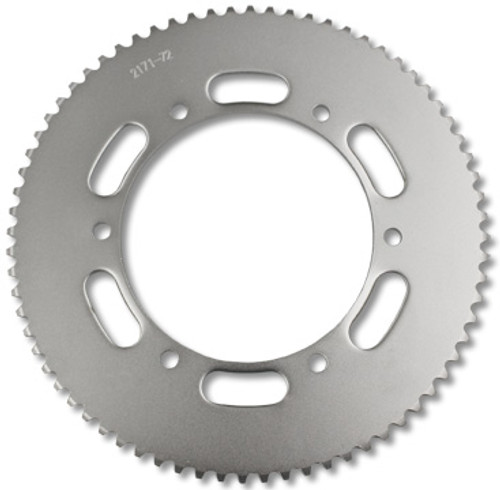 SPROCKET, STEEL, 35 CHAIN, 4.563″ BORE, 6 HOLES, 5.25″ BOLT CIRCLE, 72 TOOTH