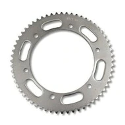 SPROCKET, STEEL, #35 CHAIN, 60 TOOTH 4.563″ BORE, 6 HOLES, 5.25″ BOLT CIRCLE
