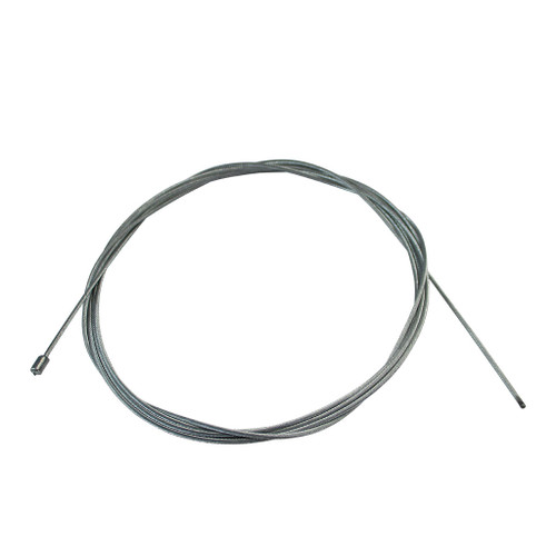 Inner Throttle cable, Stainless, Mikuni End