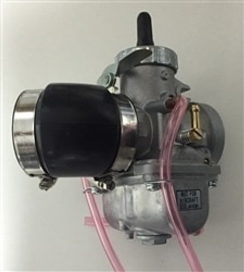 Hose (Manifold Adapter), 33/34mm Mikuni, 45 degree