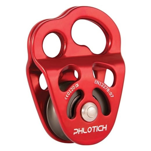 ISC PHLOTICH Pulley - Bearing - Red