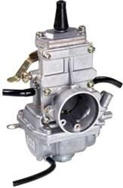 Genuine Mikuni Flatslide 28mm Carburetor, Gas