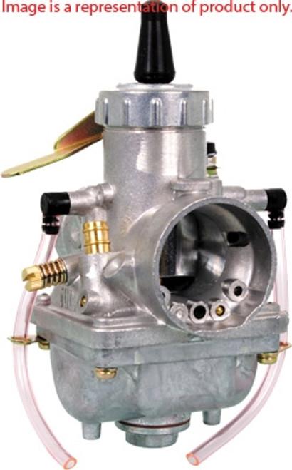 Mikuni 34MM Round Slide Carburetor, Gas, VM34 (Genuine Mikuni)