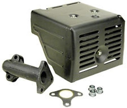 Replacement Muffler for Honda GX390 Predator 420 13HP Clones