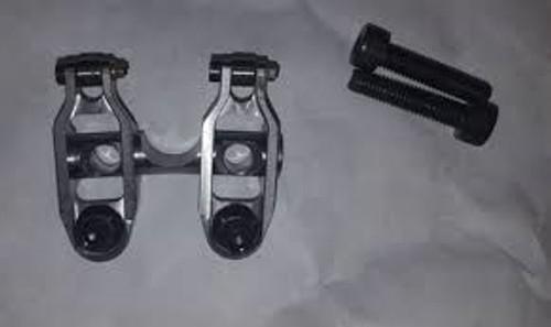 1.2 Ratio Rocker Arms, Roller, Shaft Mounted, Billet Steel, GX390 Predator 420 Non-Hemi