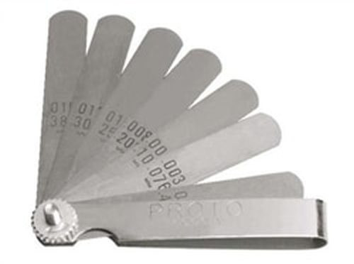 "Feeler Gauge - .0015"" to .015"""