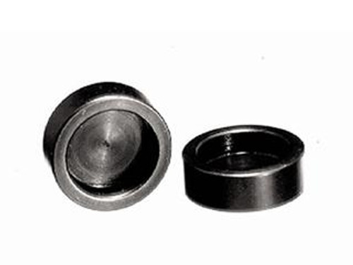 Lash caps, 6.5 mm, Hardened for Stainless Valves (GX270 & GX390), Pair