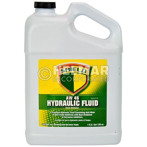 HYDRAULIC OIL, 1 GAL. (AW 46)