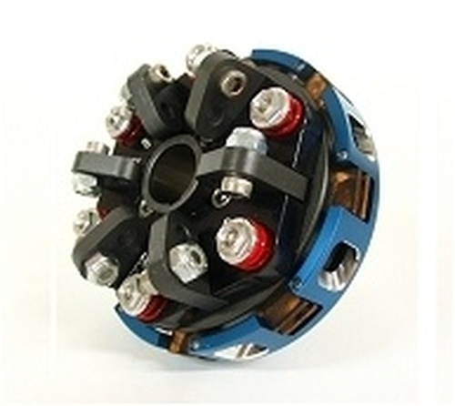 """Bully, 3/4"""" Bore, 3 Disc, 6 Spring, 4000 rpm Engagement"""
