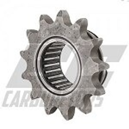 """13 Tooth, 40 Chain Driver Sprocket for 1"""" Bore Clutch"""