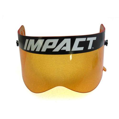 Impact Face Shield - Champ Shield, Color: Amber