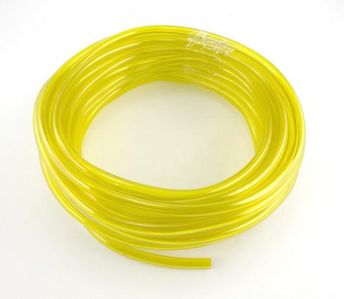 """Premium non-hardening fuel line (1/4"""" x 3/8"""") 25 ft. (Yellow)"""