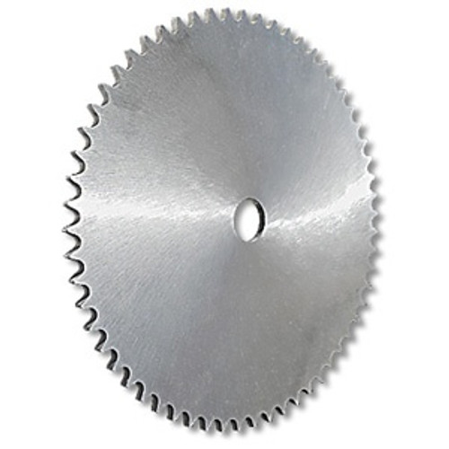 """Blank Sprocket (1"""" Bore) #40 (#425) Chain - 60 Tooth"""