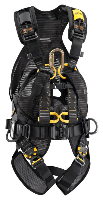 Volt Wind Harness Size 0 Candian - For Fall Arrest And Work Positioning By Petzl