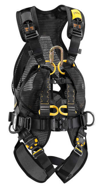 Volt Harness Size 0 Candian - For Fall Arrest And Work Positioning By Petzl