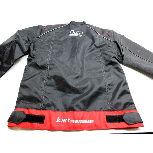 Kart Racewear Youth Karting Jacket, Size:Small