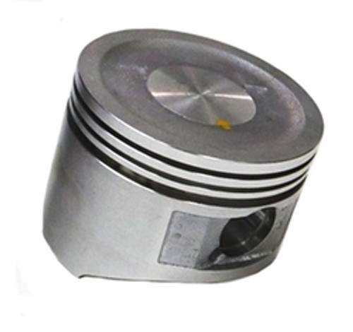 Predator 212cc 70mm Dished Piston with Rings