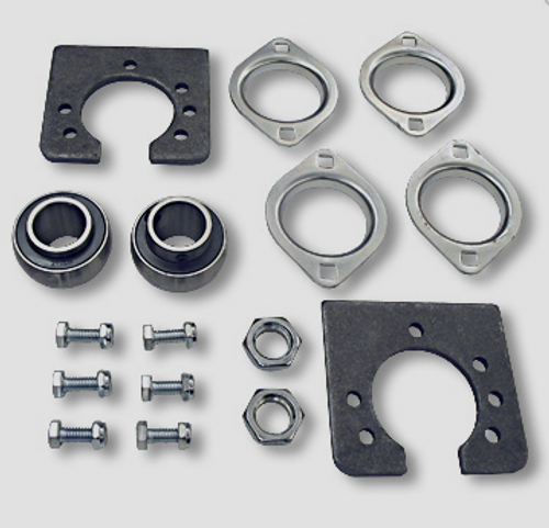 LIVE AXLE BEARING KIT FOR 3/4″ AXLE, 2-HOLE FLANGETTES