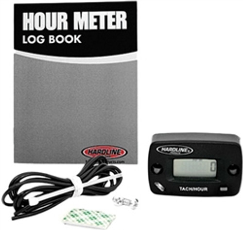 Tachometer, Hour Meter for Small Engines