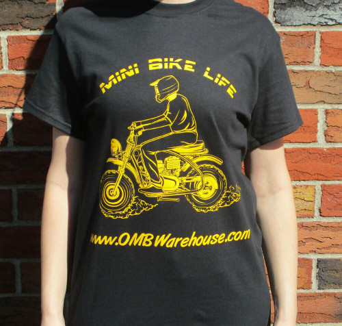 Mini Bike Life T-Shirt