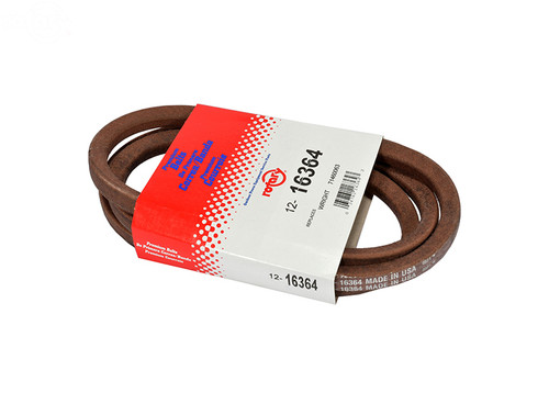DECK BELT FOR WRIGHT STANDER Replaces WRIGHT: 71460063 Fits Models WRIGHT: Stander, Stander Rapid-Hite, SENTAR SPORT