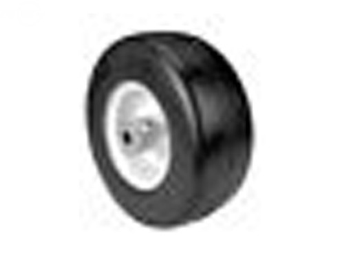 WHEEL ASSY RELIANCE 9X350-4 (9X350X4) SMOOTH TRD Replaces ARIENS: 07130100, 71301 GRAVELY: 045205, 052586, 07130100, 45205, 52586, 58903200