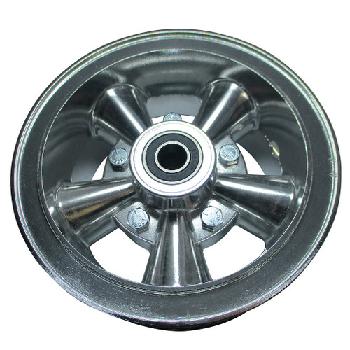 """6"""" AZUSA Astro Wheel, 3"""" Wide, With 5/8"""" Sealed Ball Bearing"""