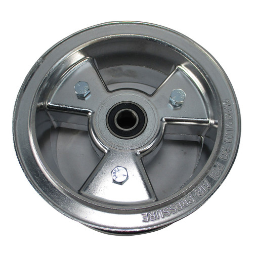 "6"" AZUSA Tri-Star Wheel, 3"" Wide With 5/8"" Sealed Ball Bearings"