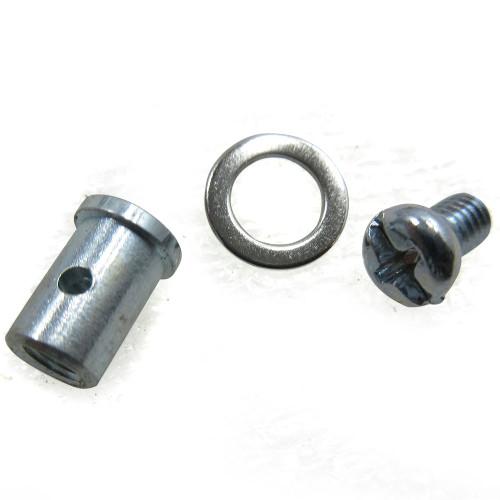 Wire Swivel w/Screw & Washer
