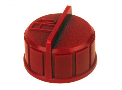Aftermarket Tecumseh 37845 Fuel Cap (Red)