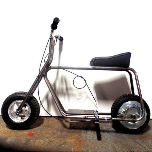 "Mini Bike Kit with 10"" Steel Wheels"