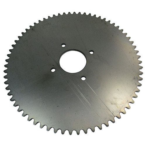 68 Tooth 35 Chain Sprocket for Cat Mini Bikes with Disc Brakes