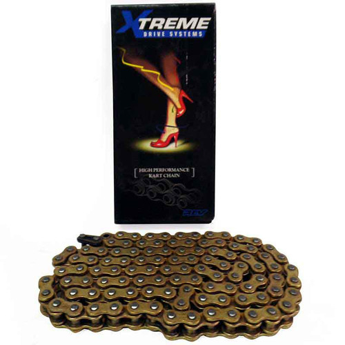 106 Link #35 RLV X-treme Performance Gold on Gold