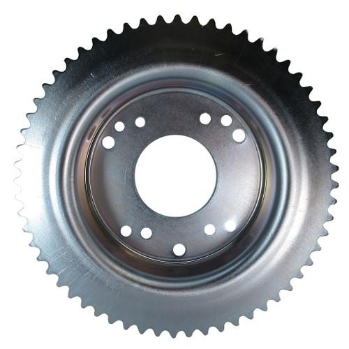 """60 Tooth 35 Chain Sprocket  4-1/2"""" Drum for Tristar Wheel - Internal Brake"""