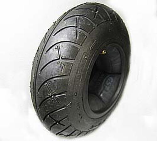 410/350 x 6 Street Tread Scooter Tire
