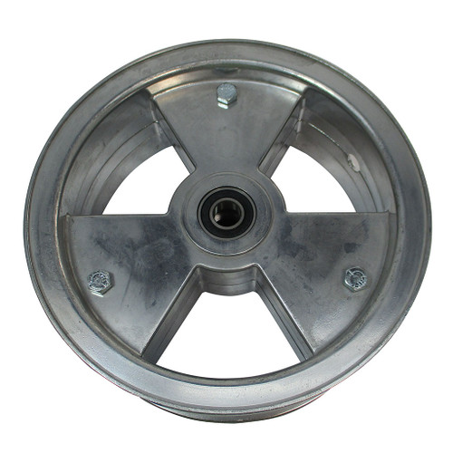 """8"""" AZUSA Tri-Star Wheel, 3"""" Wide With 5/8"""" Sealed Ball Bearing"""