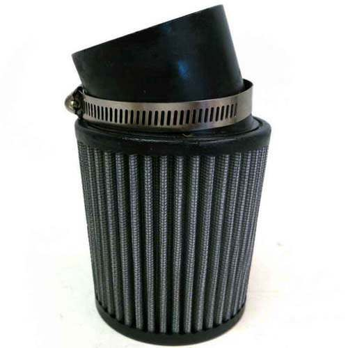"Angled Air filter 3-1/2"" x 4"" x 2-7/16"""