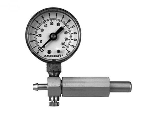 Carb / Crankcase Pressure Gauge