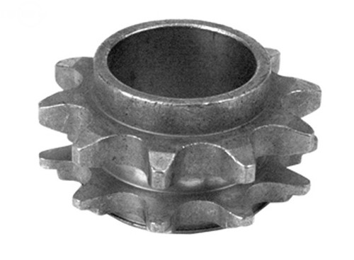 10 Tooth 40 41 420 Chain Drive Sprocket for Hilliard Clutch (Aftermarket)