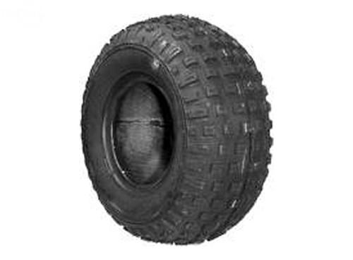 145 X 70 X 6 Knobby Tire fits Doodlebug DB30 Motovox