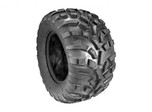 25 x 11.00 x 12 Carlisle AT489 Tread Tire - 3 Ply - John Deere Gator