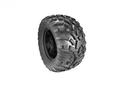 24 x 12.00 x 10 Carlisle AT489 Tread Tire - 4 Ply - John Deere Gators