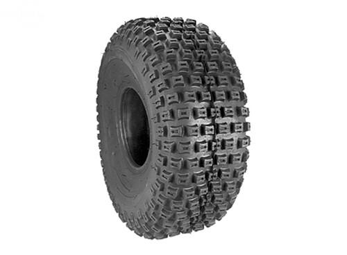 25 x 12.00 x 9 Carlisle Turf Tamer Tire - 3 Ply - John Deere Gator