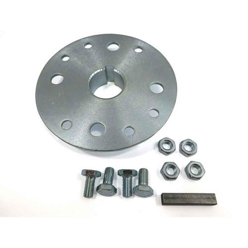 """1"""" Live Axle Steel Mini Hub w/ Hardware"""