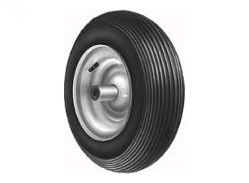 Wheel Assembly Wheelbarrow 400x6