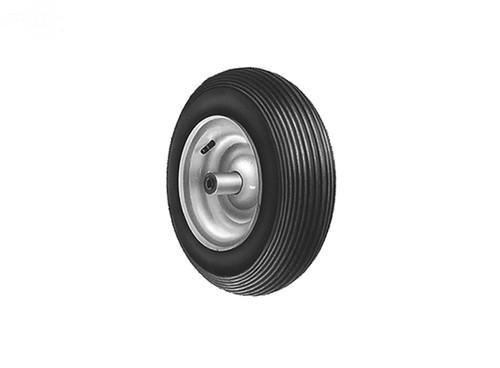 Wheel Assembly Wheelbarrow 480x400x8